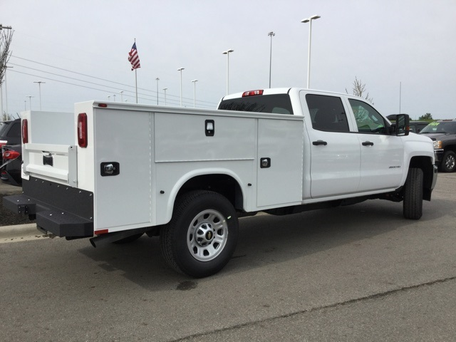 2019 Silverado 3500 Crew Cab 4x4,  Knapheide Service Body #193075 - photo 2