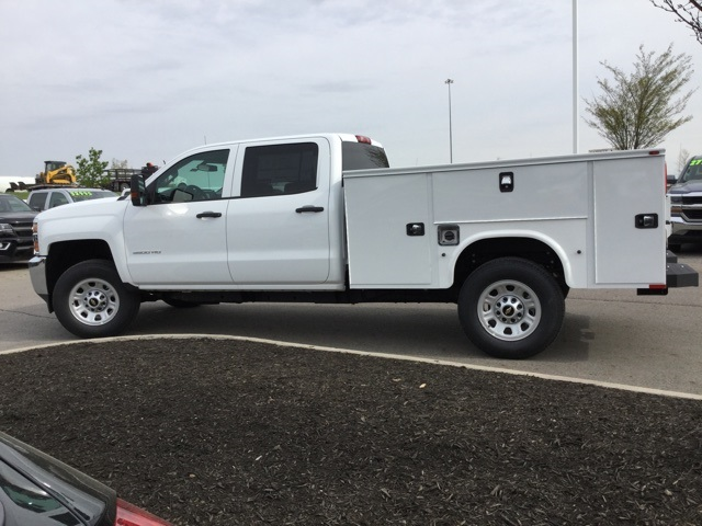2019 Silverado 3500 Crew Cab 4x4,  Knapheide Service Body #193075 - photo 7