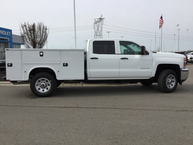 2019 Silverado 3500 Crew Cab 4x4,  Knapheide Service Body #193075 - photo 8