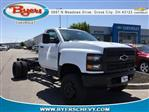 2019 Silverado Medium Duty 4x4,  Cab Chassis #193083 - photo 1