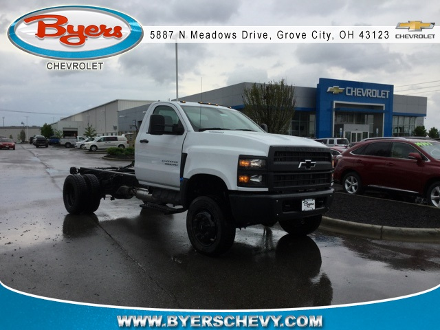 2019 Silverado Medium Duty 4x4,  Cab Chassis #193084 - photo 1