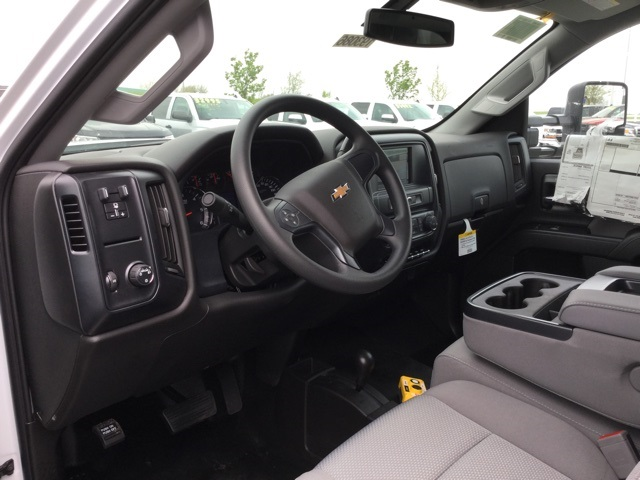 2019 Silverado 3500 Regular Cab DRW 4x4,  Knapheide Landscape Dump #193086 - photo 19