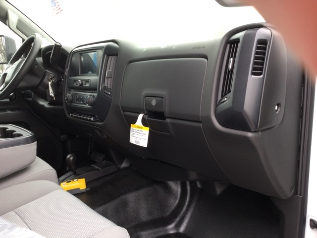 2019 Silverado 3500 Regular Cab DRW 4x4,  Knapheide Landscape Dump #193086 - photo 37