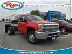 2019 Silverado 3500 Regular Cab DRW 4x4,  Cab Chassis #193088 - photo 1