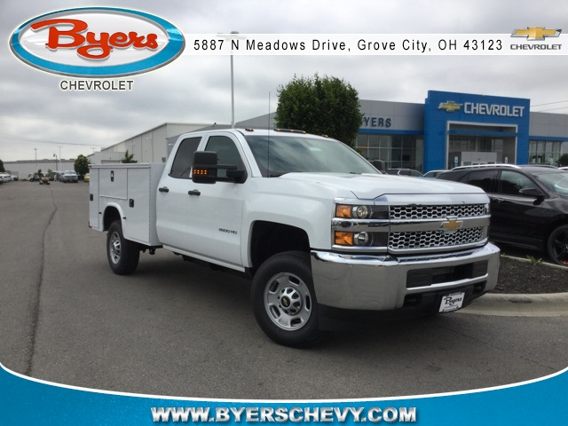 2019 Silverado 2500 Double Cab 4x2,  Knapheide Service Body #193094 - photo 1
