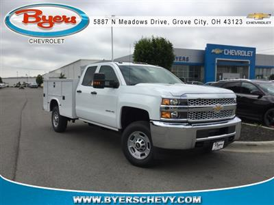 2019 Silverado 2500 Double Cab 4x2,  Knapheide Standard Service Body #193094 - photo 1