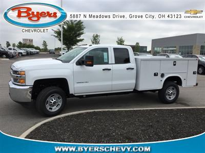 2019 Silverado 2500 Double Cab 4x2,  Knapheide Standard Service Body #193094 - photo 5