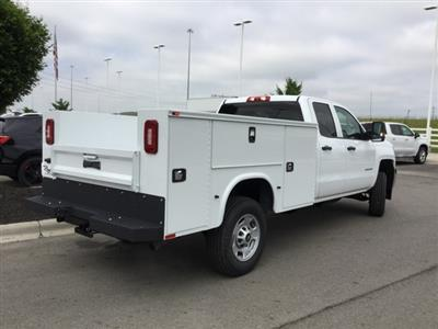 2019 Silverado 2500 Double Cab 4x2,  Knapheide Standard Service Body #193094 - photo 2