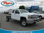 2019 Silverado 2500 Double Cab 4x2,  Cab Chassis #193095 - photo 1