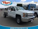 2019 Silverado 2500 Double Cab 4x4,  Cab Chassis #193099 - photo 1