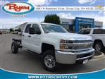 2019 Silverado 2500 Double Cab 4x4,  Cab Chassis #193100 - photo 1