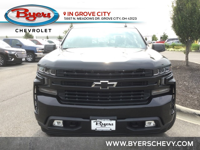 2019 Silverado 1500 Crew Cab 4x4,  Pickup #C190052 - photo 3