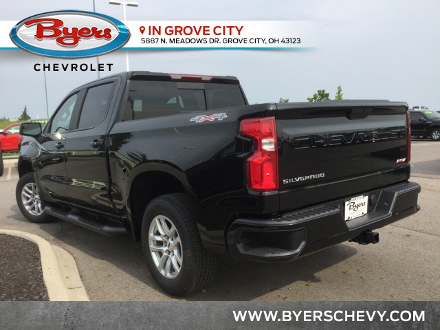 2019 Silverado 1500 Crew Cab 4x4,  Pickup #C190052 - photo 5
