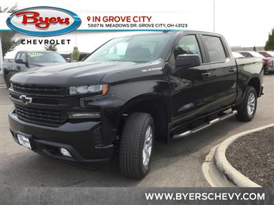 2019 Silverado 1500 Crew Cab 4x4,  Pickup #C190052 - photo 4