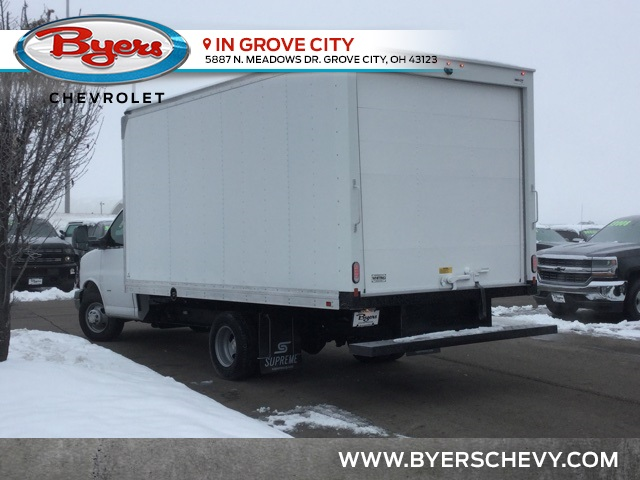 2019 Express 3500 4x2,  Supreme Iner-City Cutaway Van #C193030 - photo 5