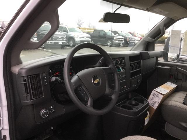 2019 Express 3500 4x2,  Supreme Iner-City Cutaway Van #C193033 - photo 10
