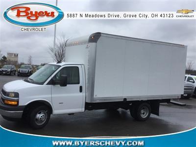 2019 Express 3500 4x2,  Supreme Iner-City Cutaway Van #C193033 - photo 5