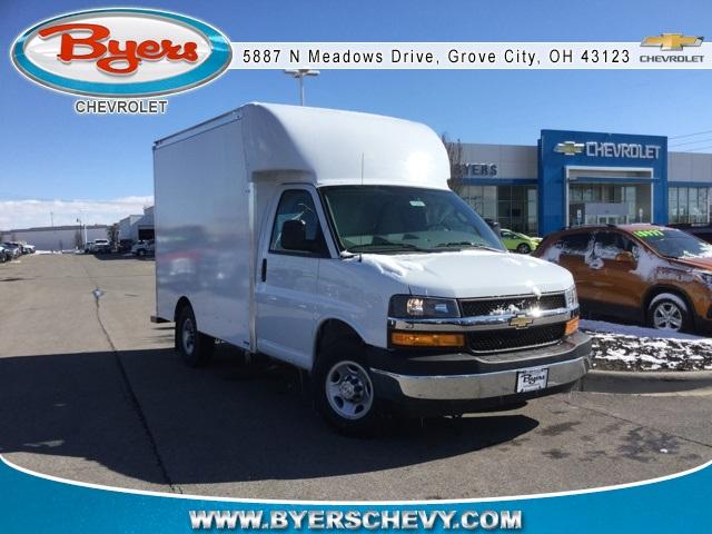 2019 Express 3500 4x2,  Supreme Cutaway Van #C193057 - photo 1
