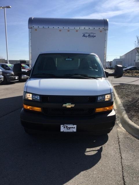 2019 Express 3500 4x2,  Bay Bridge Classic Cutaway Van #C193061 - photo 6