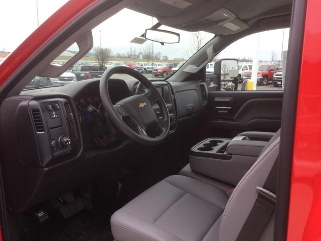 2019 Silverado 5500 Regular Cab DRW 4x2, Knapheide Value-Master X Stake Bed #C193071 - photo 16