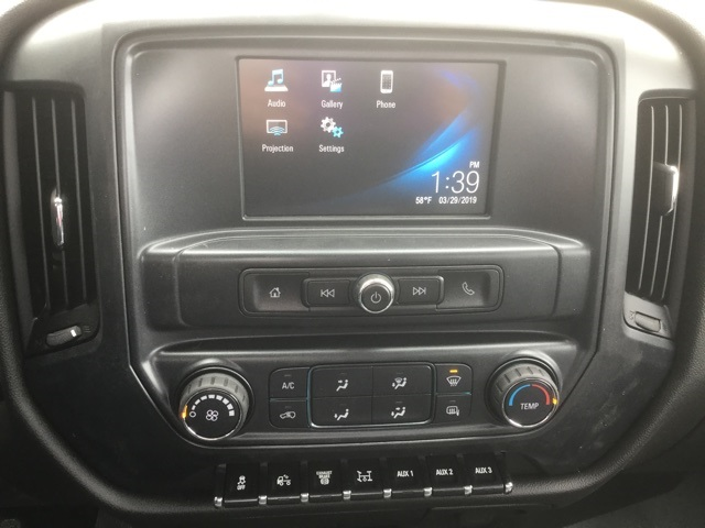 2019 Silverado 5500 Regular Cab DRW 4x2, Knapheide Value-Master X Stake Bed #C193071 - photo 21