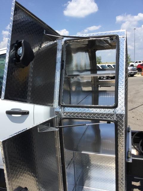 2019 Silverado Medium Duty Regular Cab 4x4,  Crysteel E-Tipper Dump Body #C193081 - photo 10