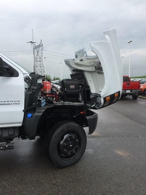 2019 Silverado Medium Duty Regular Cab 4x4,  Crysteel E-Tipper Dump Body #C193081 - photo 14