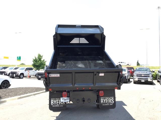 2019 Silverado Medium Duty Regular Cab 4x4,  Crysteel E-Tipper Dump Body #C193081 - photo 3