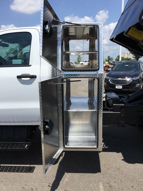 2019 Silverado Medium Duty Regular Cab 4x4,  Crysteel E-Tipper Dump Body #C193081 - photo 8