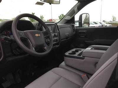 2019 Silverado Medium Duty Regular Cab 4x4,  Crysteel E-Tipper Dump Body #C193081 - photo 16