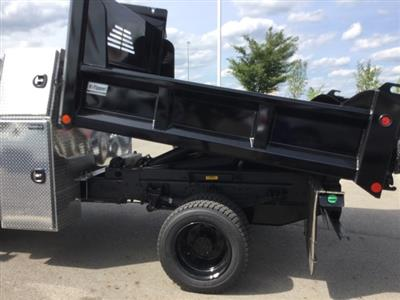 2019 Silverado Medium Duty Regular Cab 4x4,  Crysteel E-Tipper Dump Body #C193082 - photo 35