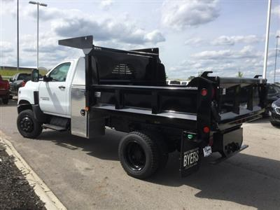 2019 Silverado Medium Duty Regular Cab 4x4,  Crysteel E-Tipper Dump Body #C193082 - photo 6