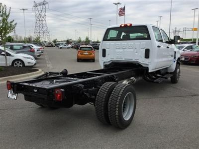 2019 Silverado Medium Duty DRW 4x4,  Cab Chassis #C193085 - photo 2