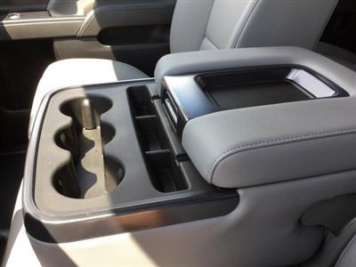 2019 Silverado 2500 Double Cab 4x2,  Cab Chassis #C193091 - photo 18