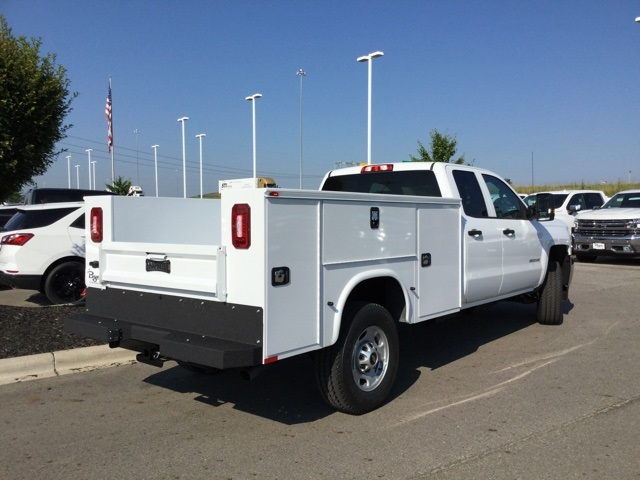 2019 Silverado 2500 Double Cab 4x4,  Knapheide Service Body #C193092 - photo 1