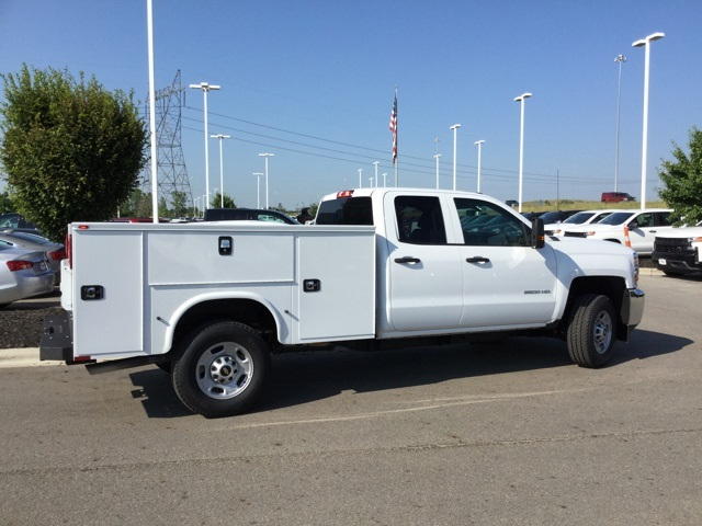 2019 Silverado 2500 Double Cab 4x4,  Knapheide Standard Service Body #C193092 - photo 8