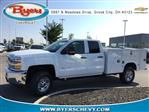 2019 Silverado 2500 Double Cab 4x4,  Knapheide Standard Service Body #C193092 - photo 6