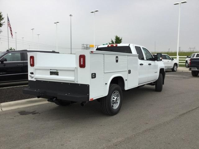 2019 Silverado 2500 Double Cab 4x4,  Service Body #C193093 - photo 1