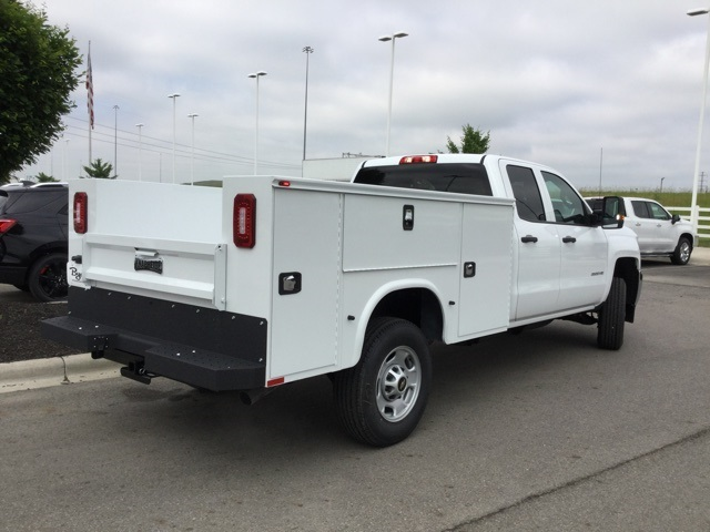 2019 Silverado 2500 Double Cab 4x2,  Knapheide Service Body #C193094 - photo 1