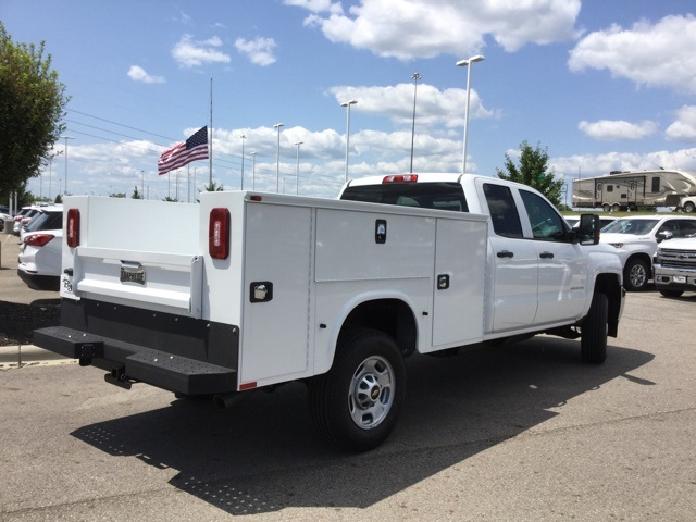 2019 Silverado 2500 Double Cab 4x2, Knapheide Standard Service Body #C193095 - photo 2