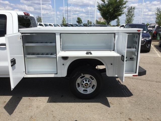 2019 Silverado 2500 Double Cab 4x2, Knapheide Standard Service Body #C193095 - photo 36