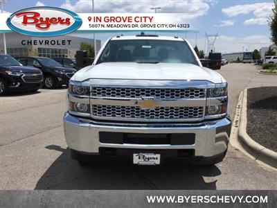 2019 Silverado 2500 Double Cab 4x2,  Cab Chassis #C193095 - photo 3