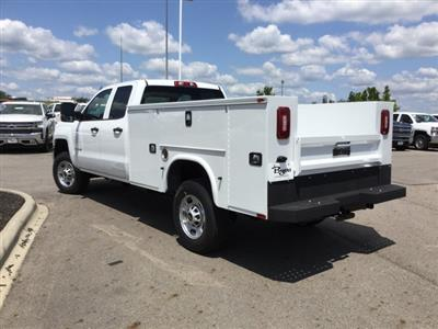 2019 Silverado 2500 Double Cab 4x2, Knapheide Standard Service Body #C193095 - photo 6