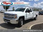 2019 Silverado 2500 Double Cab 4x2,  Cab Chassis #C193095 - photo 4