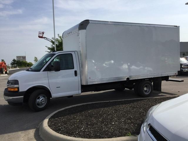 2019 Express 3500 4x2,  Supreme Iner-City Cutaway Van #C193120 - photo 7