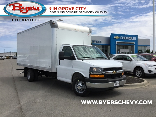 2019 Chevrolet Express 3500 4x2, Supreme Cutaway Van #C193121 - photo 1