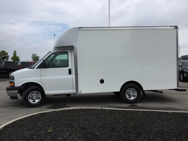 2019 Express 3500 4x2,  Supreme Spartan Cargo Cutaway Van #C193123 - photo 7
