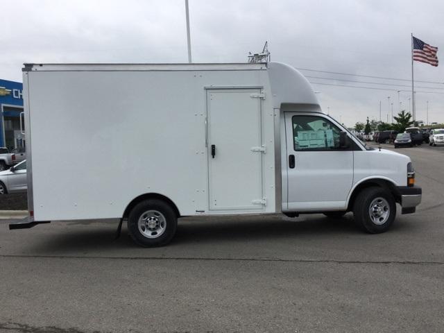 2019 Express 3500 4x2,  Supreme Spartan Cargo Cutaway Van #C193123 - photo 8