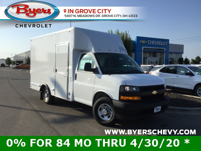 2019 Chevrolet Express 3500 4x2, Bay Bridge Cutaway Van #C193149 - photo 1