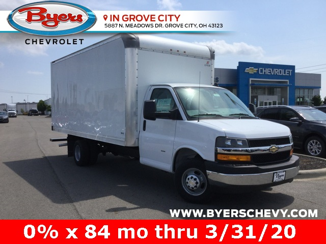 2019 Chevrolet Express 3500 4x2, Supreme Cutaway Van #C193151 - photo 1